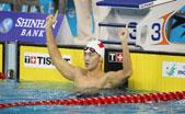 视频:亚运会男子100米自由泳 宁泽涛破亚洲纪录夺冠