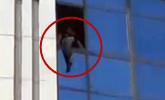 青岛:男子情场商场双失意 爬上六楼寻短见