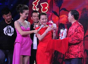 【红高粱 中国红】山东卫视出品电视剧《红高粱》首映典礼