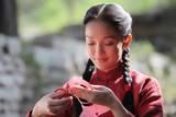 胡莎莎演唱电视剧《红高粱》主题曲:九儿