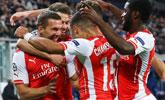 视频:补时逆转!欧冠阿森纳2-1安德莱赫特 波尔蒂绝杀