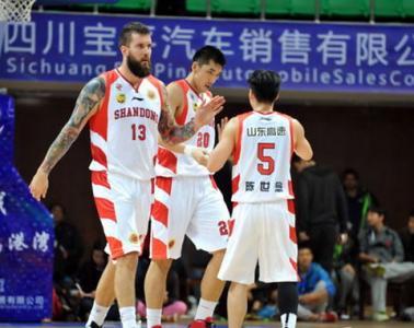 邀请赛-山东91-76台湾裕隆 拉杜利察刁成灏表现出色