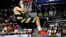 2014-15CBA第2轮-东莞男篮97-94山东男篮 第二节实况