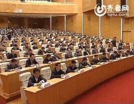 山东省海防工作电视电话会议在济南召开