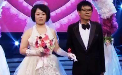 141106《我是大明星》5晋4:张志波现场为妻子补办婚礼 姜老师荣