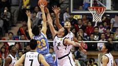 2014-15CBA第3轮-广东男篮96-85山东男篮 第一节实况