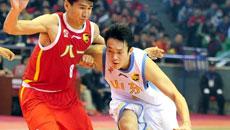 2014-15CBA第4轮-山东男篮97-84八一男篮 第四节实况