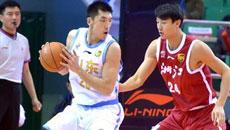 2014-15CBA第05轮-山东男篮128-116浙江男篮 第一节实况