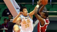 2014-15CBA第05轮-山东男篮128-116浙江男篮 第二节实况