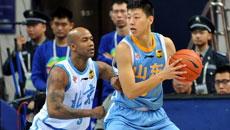 2014-15CBA第7轮-北京男篮95-71山东男篮 第三节实况