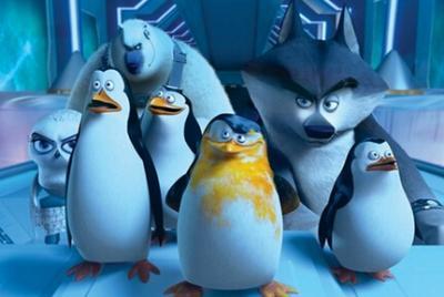 《马达加斯加的企鹅》预告 经典桥段神恶搞