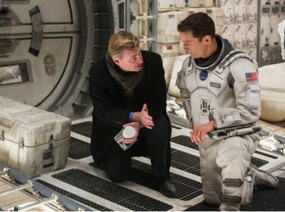 《星际穿越》预告 诺兰再现科幻冒险巨作