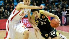 2014-15CBA第8轮-吉林男篮118-109山东男篮 第四节实况