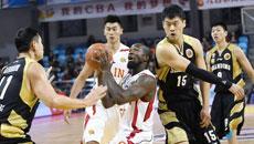 2014-15CBA第8轮-吉林男篮118-109山东男篮 第一节实况