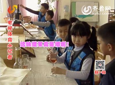 2014年12月1日《电视体育小记者》:亲子自驾游之卓亚轩酒庄