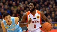 2014-15CBA第16轮-山东高速男篮88-112新疆男篮 第二节实况