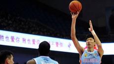 2014-15CBA第16轮-山东高速男篮88-112新疆男篮 第四节实况