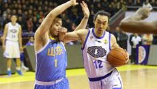 2014-15CBA第20轮-山东男篮117-94江苏男篮 第一节实况