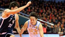 2014-15CBA第22轮-山东高速96-103广东男篮 第一节实况