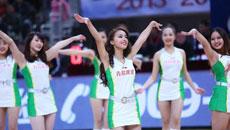 2014年12月27日《山东高速篮球拉拉队选拔赛》:秦艺