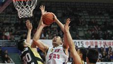 2014-15赛季CBA第28轮:上海男篮81-102山东高速男篮 第一节实况