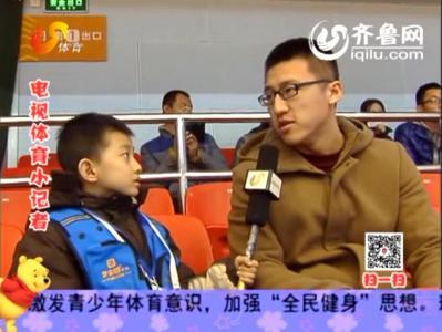 2014年12月29日《电视体育小记者》