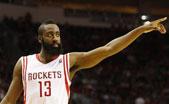 NBA:哈登爆发狂砍37分 火箭客场擒湖人