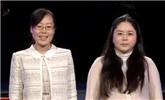 让梦想飞:宝妈专门从日本飞来答题 自称题目简单