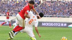 2015中国足协超级杯-山东鲁能5:3广州恒大(点球大战)