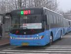 齐河-—济南东开通k907公交车   两地居民出行更加方便