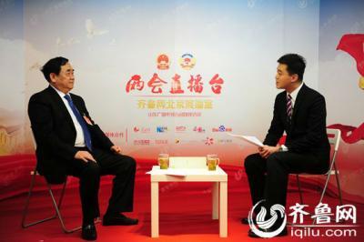 【两会大家谈】人大代表唐一林谈创新 新技术改变整个行业