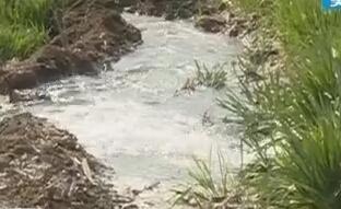 济南:正值农忙 浇地的水不敢放