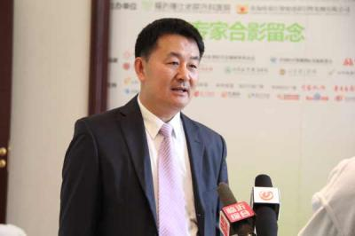 """李淑亭:""""强仕""""致力打造高品质医疗服务的国际化医院"""