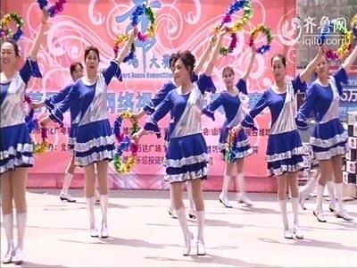 奎文赛区——春晖艺术团《共圆中国梦》