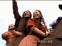 """电视剧《大舜》重新演绎""""二女嫁舜""""的历史典故"""