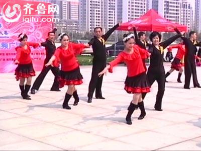 昌乐赛区——舞之恋舞蹈队《今生相爱》