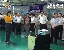 济南海关与山东邮政签署合作备忘录