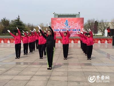 坊子赛区——新怡园晨练舞蹈队《佳木斯广场舞》