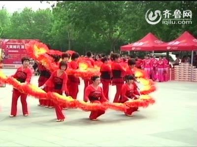 高新赛区——大庄家社区文艺表演队《好日子》
