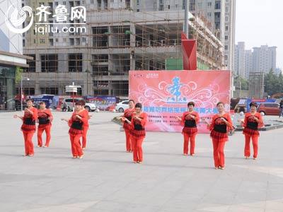 高新赛区——大庄家社区文艺表演队《天生一对》