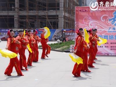 奎文赛区——大虞街道大虞社区《好起来》