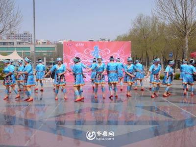 寿光赛区——古槐社区舞蹈队《多嘎多耶》