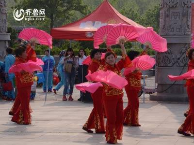 青州赛区——小营村舞蹈队《江南诗韵》