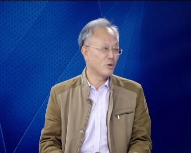 《昆嵛儿女》作者王振宇做客齐鲁网