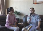 齐鲁网记者采访烟台市侨联副主席:王少健
