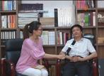齐鲁网记者采访烟台市侨联副主席:唐振铎