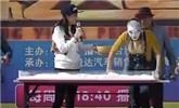 """综艺大篷车:超囧游戏疯狂找糖 媛媛化身""""白毛女"""""""