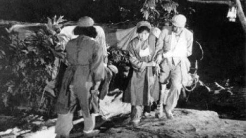 战地军医处藏白云寺 巧妙躲过日军侵袭