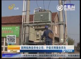 国网临朐县供电公司:升级农网服务民生