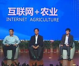 """20151212《龙的传人》:""""互联网+农业""""山东首届农村电子商务峰会"""